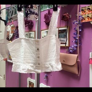 Forever 21 Croptop (NWT)